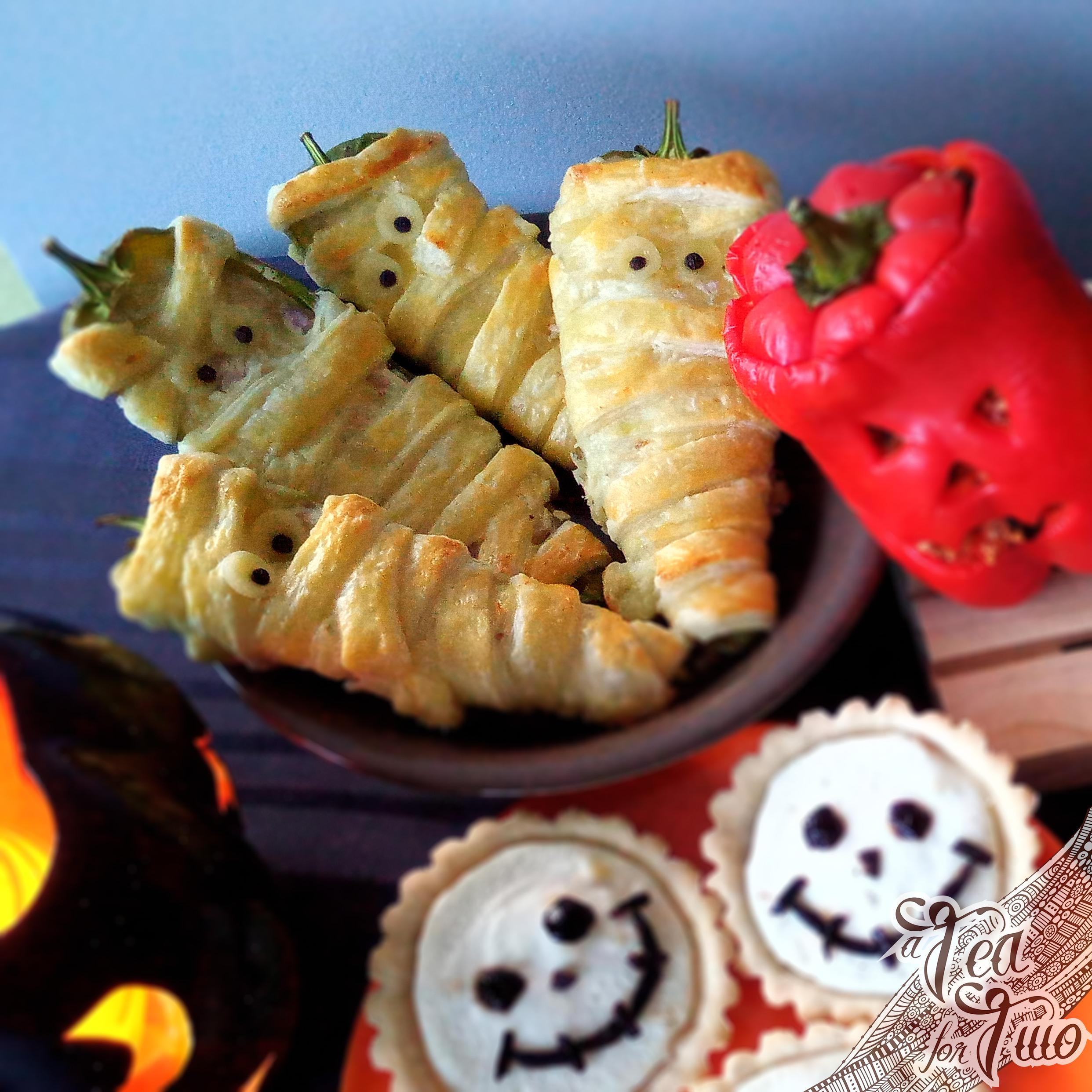 Peperoni mummificati al formaggio