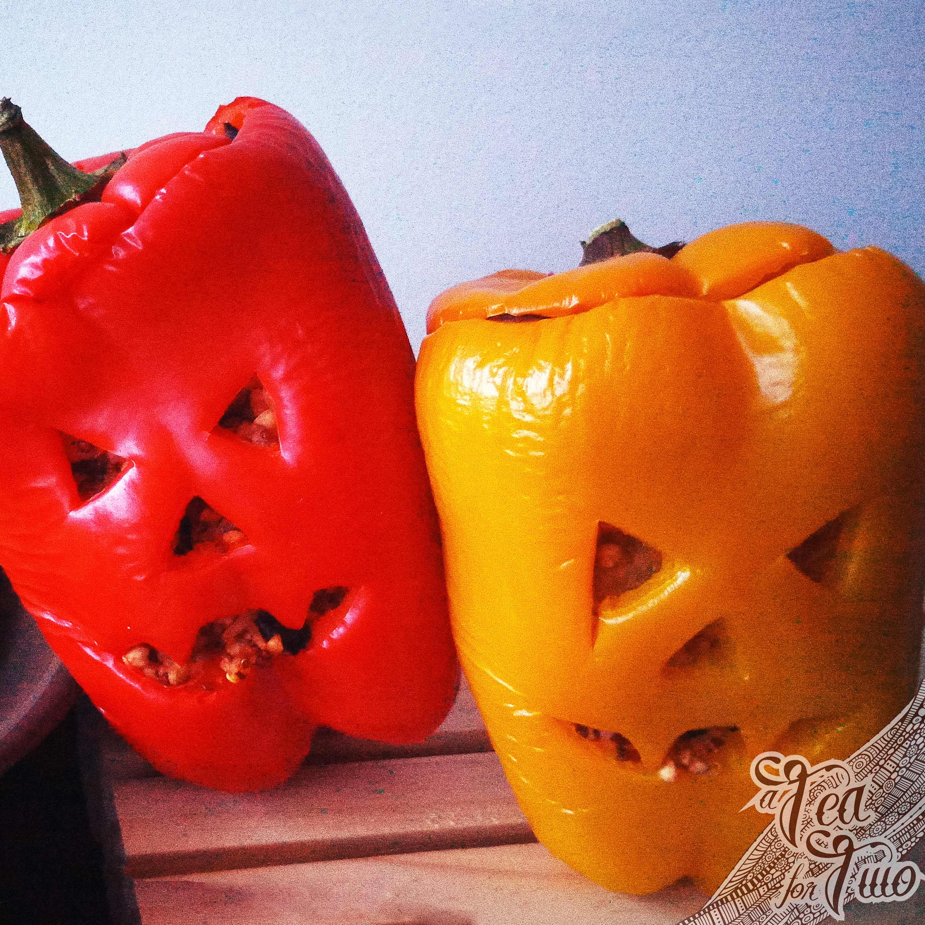 Horror Veg Peppers